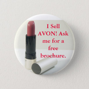 I Sell Avon Gifts on Zazzle I Sell Avon button