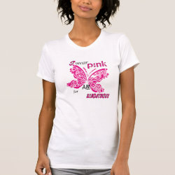 I Wear Pink For My Women Tees