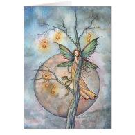 Illuminations Fairy Greeting Card
