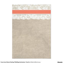 Small Of Burlap And Lace Background