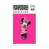 Minnie Mouse USPS Disney Postage Stamps