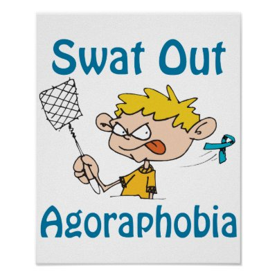 Agoraphobia,get rid of it