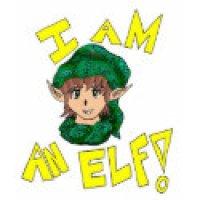RPG Geeks T-Shirts & Gifts - I Am An Elf