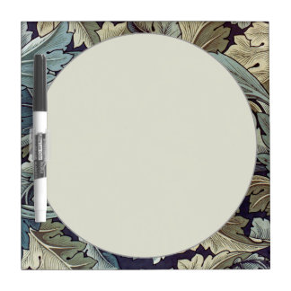 William Morris Wallpaper Dry Erase Boards | Zazzle