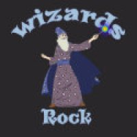 RPG Geeks T-Shirts & Gifts - Wizards Rock