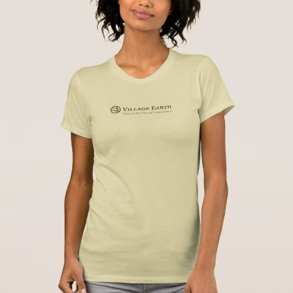 Women's Village Earth Logo T-Shirt