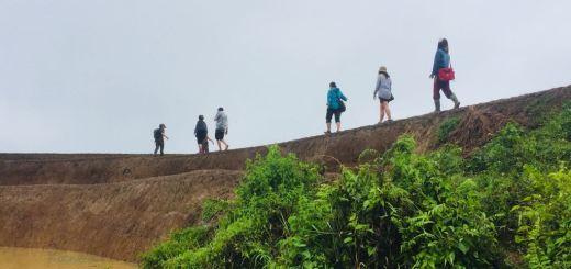 Menyusuri Wisata Hutan Adat Kasepuhan Karang, Foto/Siti, Minggu (17/12)