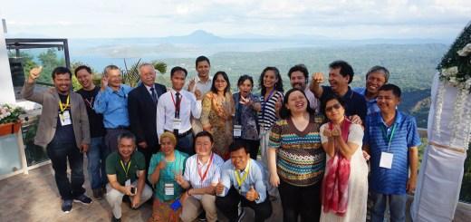 Peserta Workshop Desain Program Pelatihan Kepemimpinan ILC Asia