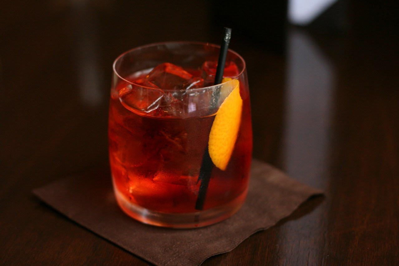 If You're Going to Order a Negroni in January in Paris, Just Do Whatever You Want