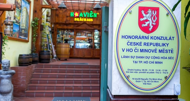 Where to Get Pilsner and Diplomatic Advice in Ho Chi Minh City