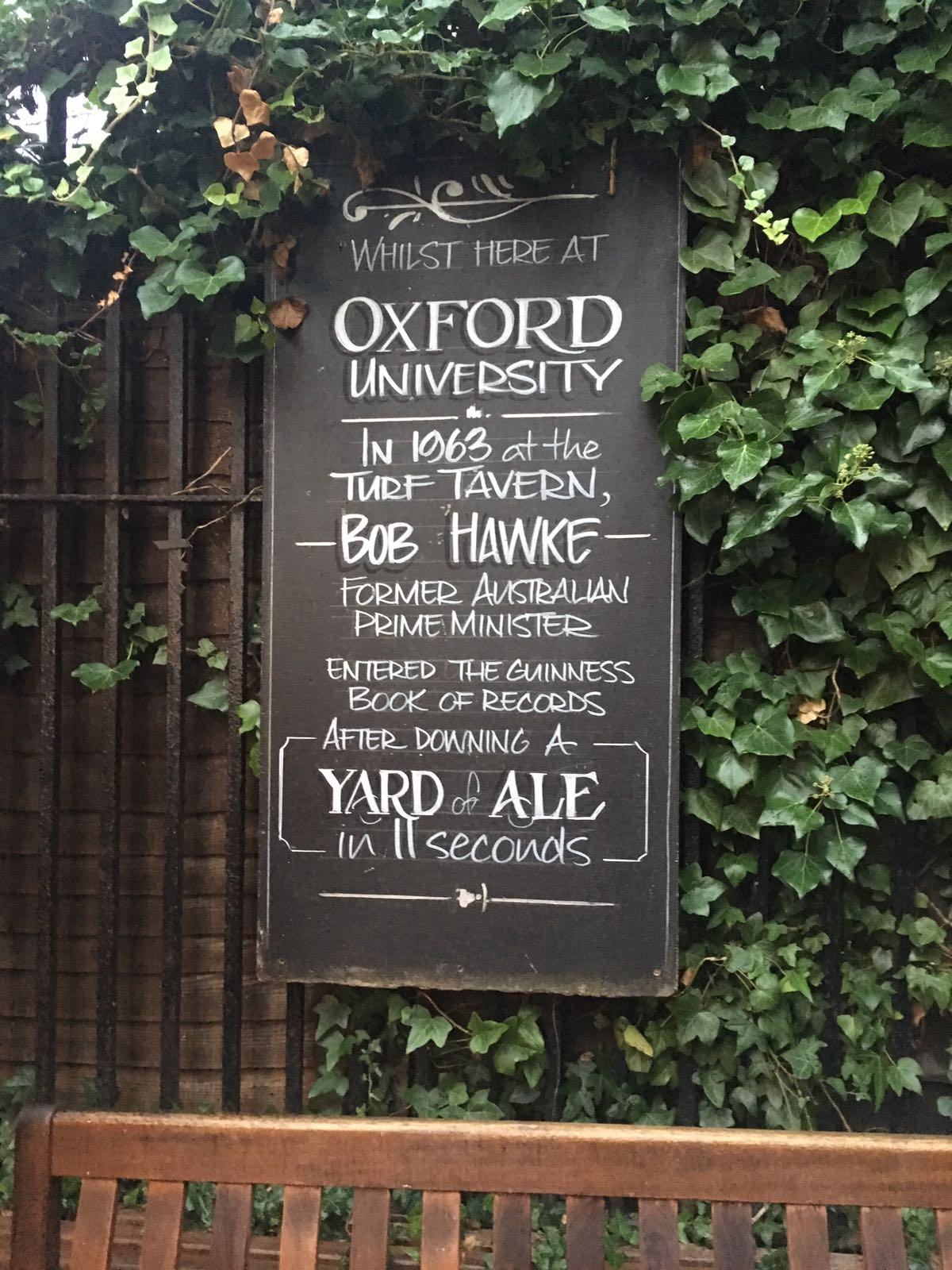 The Familiar Shame of Ordering a Foster's in a Real Ale Pub