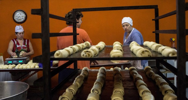 A Bakery in a WarZone