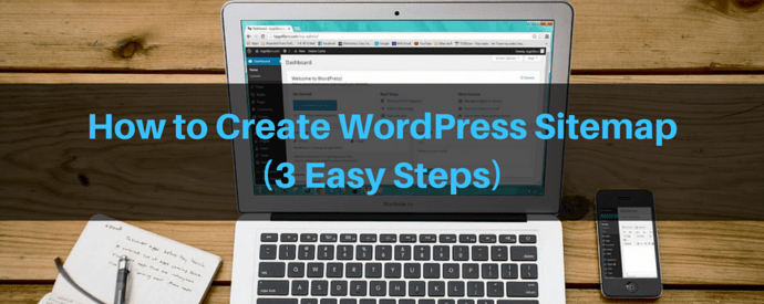 Create Sitemap in WordPress