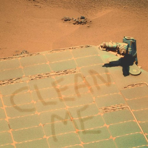 Opportunity is a ROVER again...! (6/6)