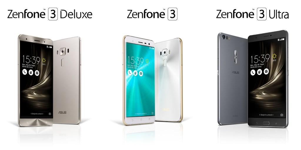 ASUS Zenphone 3