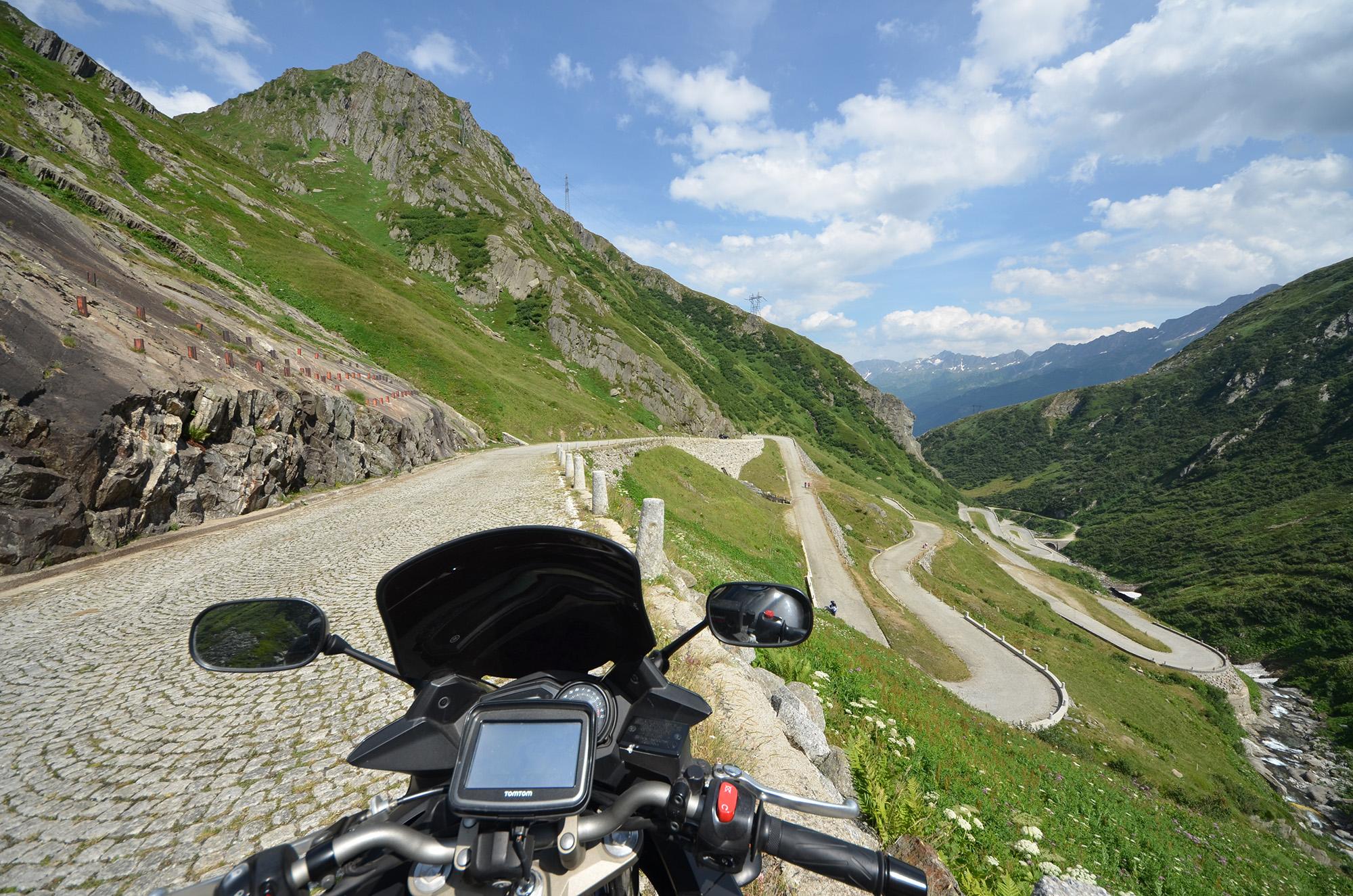 Gotthardpass - Suisse
