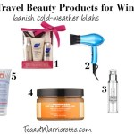 5 travel beauty products for winter
