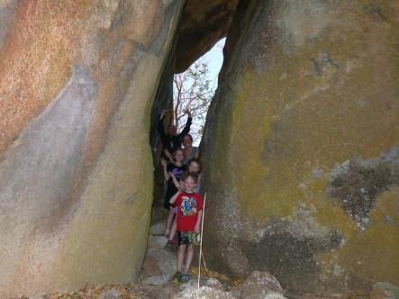 Beautiful Rock Formation, Kakadu.