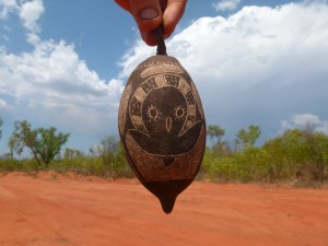 Roslyn Karadada, Renowned Aboriginal Artist.