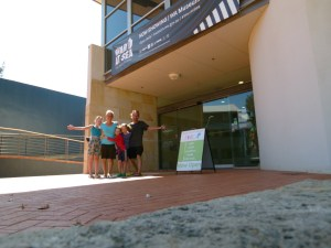The W.A Museum is a must when in Geraldton.