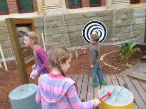 Kids got to Unleash their Musical Genius.