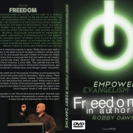 New Empowered Evangelism Covers Freedom