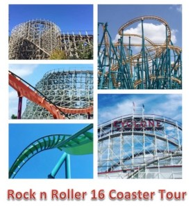 Rock n Roller Coaster Tour