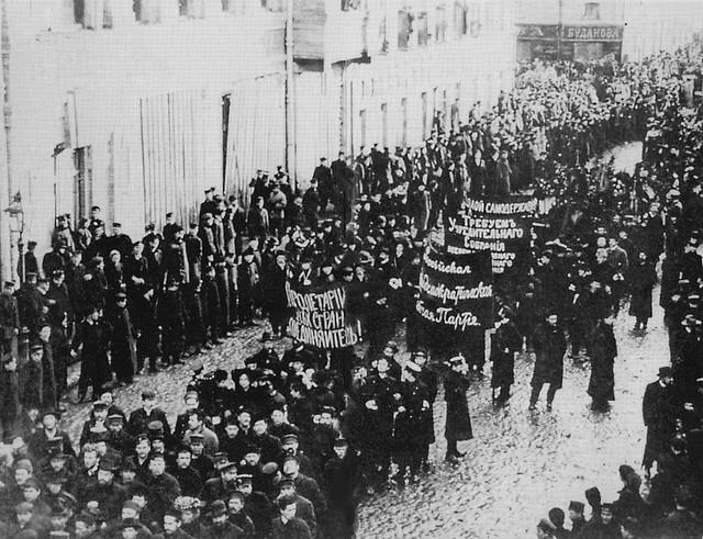 Russian Revolution 1905 (6/6)