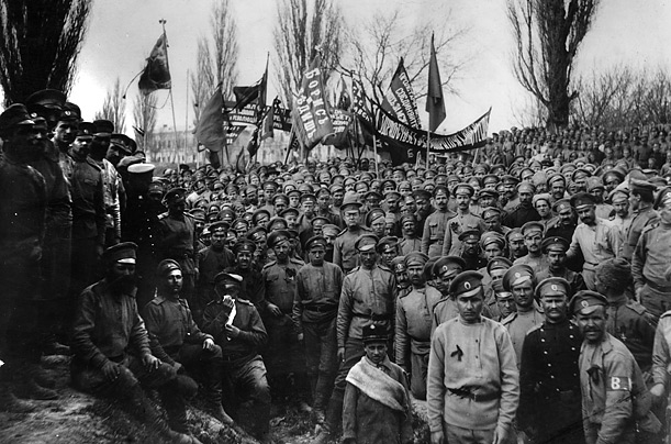 The Russian Revolution: Dictatorship or Social Revolution  (1/6)