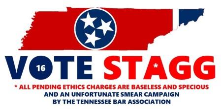 Vernon Stagg Bumper Stickers state