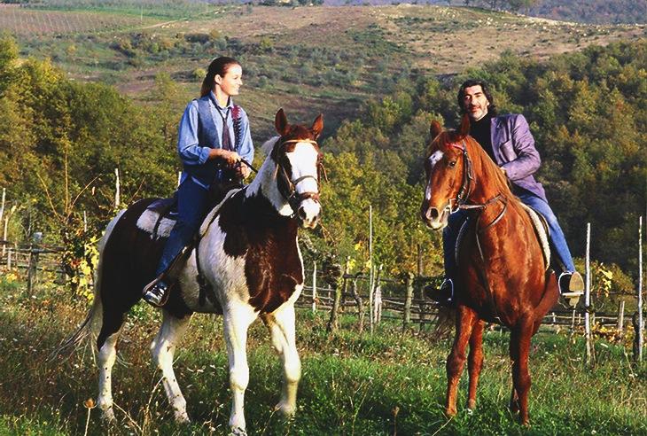 Eva and Roberto Cavalli