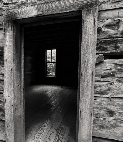 The Window, Smoky Mountain National Park