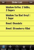 CoffeeRun_List