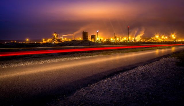 Redcar steelworks - Robert Cook