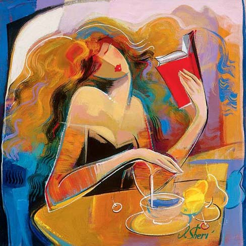 Poetry Reading by Irene Sheri