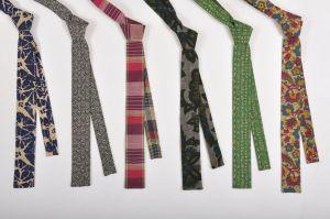 Flat ties