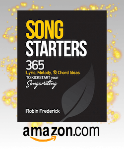 Song Starters book