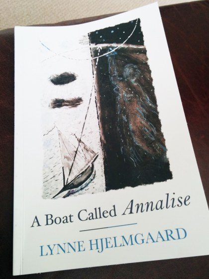 A boat called Annalise by Lynne Hjelmgaard