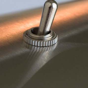 Product detail of custom metal switch.