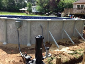 Residential Pool Electric