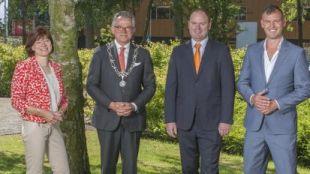 Burgemeester en wethouders van Gemeente Den Helder