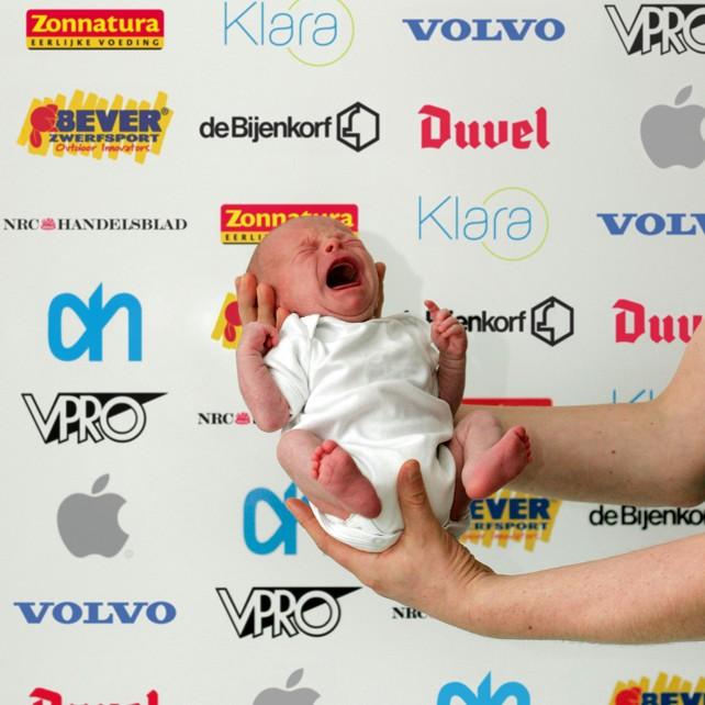 Daan Samson – Presentation Of Baby Samson