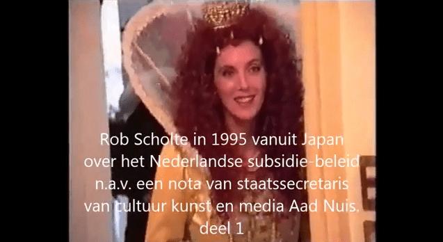 Rob Scholte over NL subsidiebeleid deel 1 UNCUT