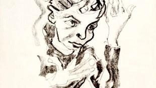 David Bowie - A self-portrait (The David Bowie Archive, Victoria & Albert Museum)