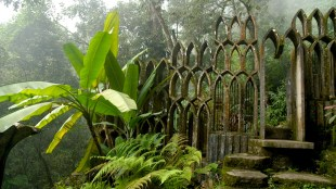 Edward James - Las Pozas (detail, foto See All This)