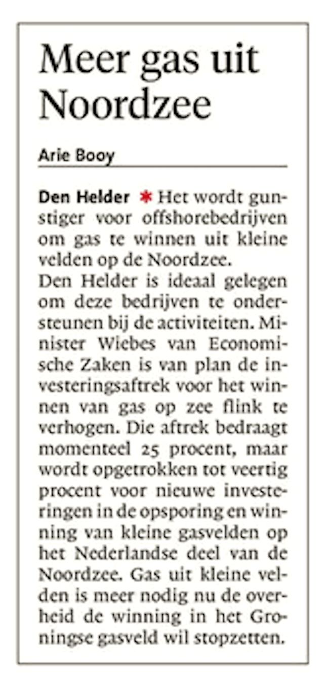 Helderse Courant, 5 juni 2018