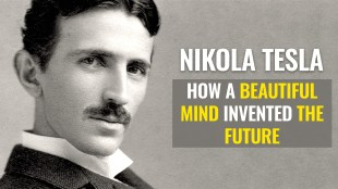 Nikola Tesla How a beautifil mind invented the future (foto Goslcast)