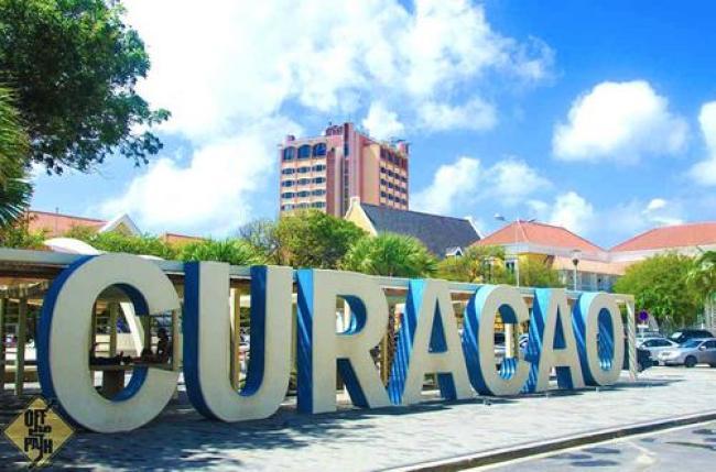 Curaçao (foto PS Het Parool)