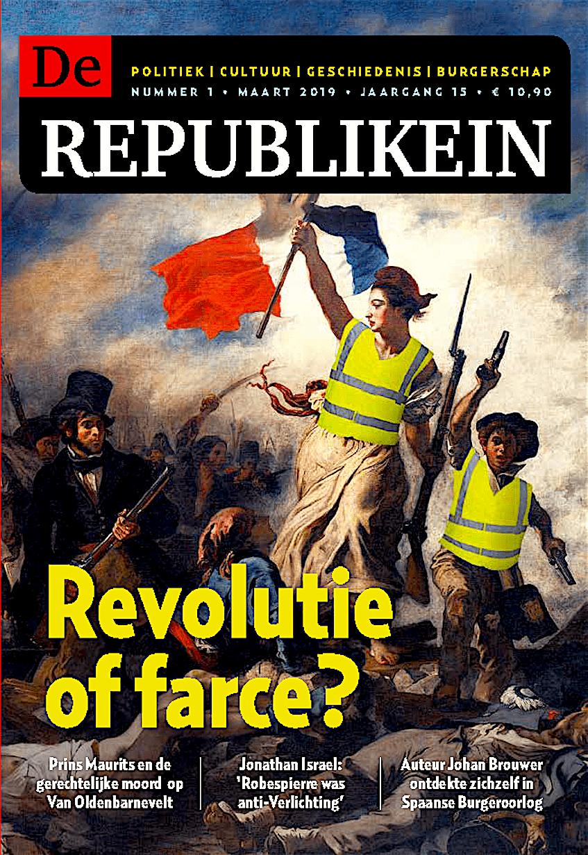 De Republikein   Tijdschrift voor politiek, cultuur, recht & burgerschap, Nr. 1, 15:03:2019