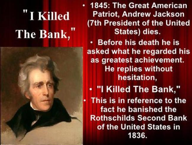 'I killed the bank' (foto slidesharecdn.com:)